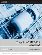 Using AutoCAD 2005: Advanced 1st Edition (NEW)