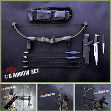 HOT FIGURE TOY 1/6 X-TOYS rambo Bow and arrow combination suit
