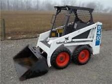 Bobcat 540, 543 & 543b Skid Steer Workshop Manuale