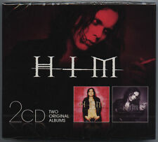 HIM - RAZORBLADE ROMANCE & DEEP SHADOWS & BRILLIANT HIGHLIGHTS - 2CD