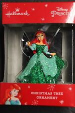 Hallmark Disney Princess Little Mermaid Ariel Christmas Tree Ornament