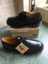 Bnwt! Sz6 England Dr. Martens 1461 Air Cushioned Smooth Leather Ben Soles Eu39