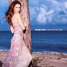 CELINE DION A New Day Has Come CD BRAND NEW
