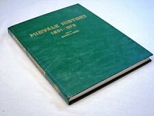 Midvale History 1851-1979 edited by Maurine C. Jensen HC  1979 limited edition