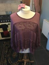 lagenlook jumper size 16/18 fab on