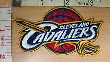 NBA Cleveland Cavaliers Logo embroidered Iron on Patch High Quality Shirt Bag