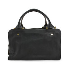 Chloe Large Dalston Leather Handbag - Black