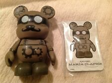 Steampunk Gears Steam Punk Mickey Ears Urban 3 Disney VINYLMATION Card WDW Auth