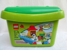 Lego 4624 Duplo Brick Box 31pc - New, Sealed  - Puppies