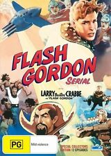 Flash Gordon Serial DVD NEW
