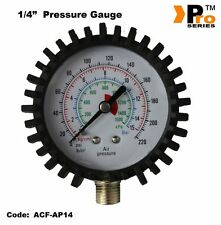 1/4'' Pressure Gauge  for Air lines & Air Compressors    01