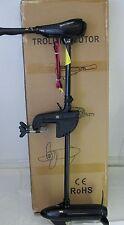 SPORT MASTER NEW 12V 55 lbs Transom Mount Trolling Motor *** Fast Shipping***