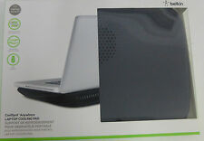 """Belkin CoolSpot Laptop Cooling Pad for Laptops up to 17"""" - Black Brand new"""