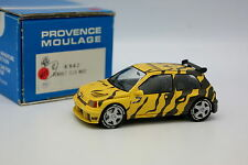 Provence Moulage 1/43 - Renault Clio Maxi Presentation