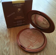 LANCOME STAR BRONZER LIMITED EDITION BAMBOO POWDER COMPACT FACE AND BODY NIB