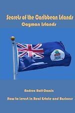 Secrets of the Caribbean Islands : Cayman Islands by Andrea Hoff-Domin (2015,...