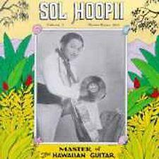 Master Of The Hawaiian Steel Guitar by Sol Hoopii
