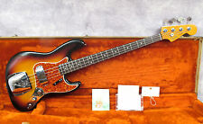 Fender 1982 jazz-fullerton factory'62 réédition-andy baxter bass