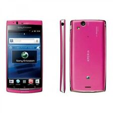 "Rosa Android 4.2"" Sony Ericsson Xperia arc S LT18i 8MP GPS Libre Telefono Movil"
