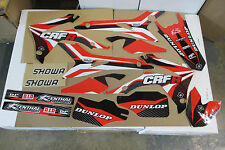 FLU TSI  TEAM GRAPHICS HONDA CRF250R  2014-2015 & CRF450R  2013-2015  #10067