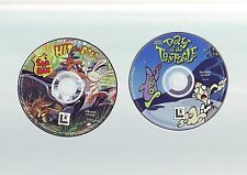 SAM & MAX HIT THE ROAD & MANIAC MANSION DAY OF THE TENTACLE - WORKS ON ALL MACS