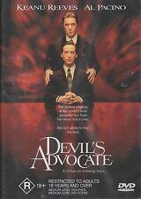 DEVIL'S ADVOCATE - Keanu Reeves, Al Pacino, Charlize Theron, Jeffrey Jones (DVD)
