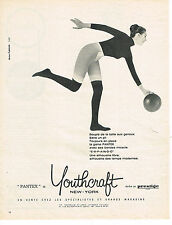 PUBLICITE  1960   YOUTHCRAFT PANTEX  sous vetements