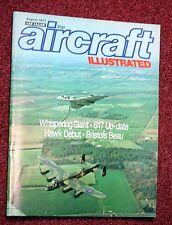 Aircraft Illustrated 1977 August Bristol Britannia,Beaufighter,Hawk