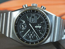 Omega speedmaster diver mark 4, day date, anno 1973 vintage perfetto