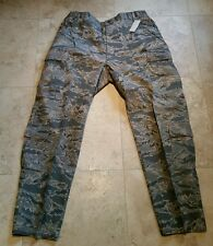 New Air Force Military Camouflage Pants Men's 36 Regular Digital Camo