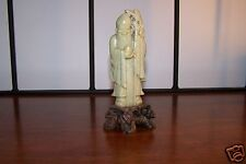 Jade Man Statue Carving