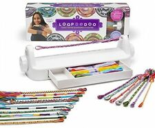 Loopdedoo Spinning Loom Kit Friendship Bracelet Maker Crafts Art Jewelry Kids