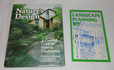 Nature's Design: Practical Guide to Natural Landscaping by Carol A Smyser HC