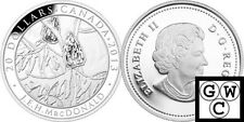 2013 'J.E.H. MacDonald - Group of Seven' Proof $20 Silver Coin 1oz .9999 (13224)