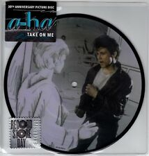 "A-HA Take on me - 7"" / Picture Vinyl - Limited - RSD 2015"