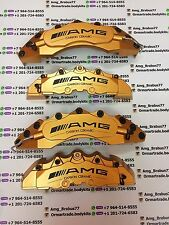 AMG BRAKE CALIPER COVER 4PCS For Mercedes-Benz  GL-Class Any Year