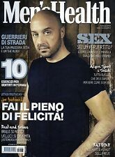 Men'sHealth.Joe Bastianich,Justin Mattera,nnn