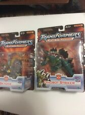 Transformers Universe Skydive Dinobot Striker Lot