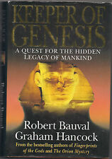 KEEPER OF GENESIS-a quest for the hidden legacy of mankind.