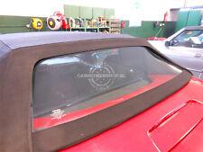 Alfa GTV cabrio Verdeck Dach  heck Scheibe 916 Spider