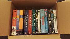 Lot of 13 TV Show Seasons on DVD - 1-3 Friends - 1-2 House - Sopranos WWE Shield