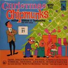 THE CHIPMUNKS WITH DAVID SEVILLE 'CHRISTMAS WITH THE CHIPMUNKS' UK LP