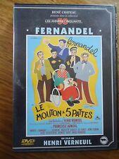 DVD * LE MOUTON A 5 PATTES * FERNANDEL VERNEUIL ARNOUL RENE CHATEAU DE FUNES