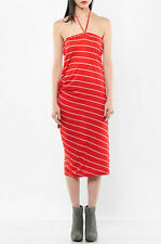 Maison Martin Margiela Designer Striped Dress.