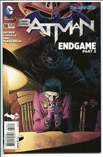 BATMAN #36 KUBERT VARIANT 1:25 ENDGAME JOKER DC COMICS 2014 NM