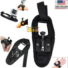 Accessories Glove Style Strap Band Mount Wrist For GoPro Hero 4 3+ 3 2 1 Session
