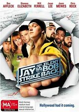 Jay And Silent Bob Strike Back (DVD, 2014)*R4*VGC*