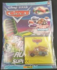 Disney Pixar CARS magazine giugno 2016 #98 MATER sealed 3D model Panini
