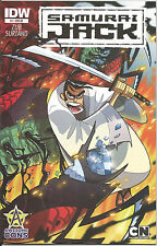 Samurai Jack #1 Awesome Con Exclusive (Oct. 2013) NM Modern Age IDW ID#3255