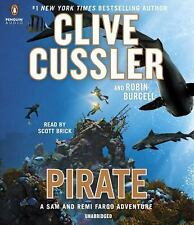 Clive Cussler PIRATE Unabridged CD *NEW* FAST Ship! $40 Value